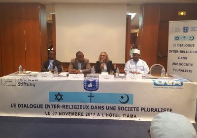 LE DIALOGUE INTER-RELIGIEUX DANS UNE SOCIÉTÉ PLURALISTE